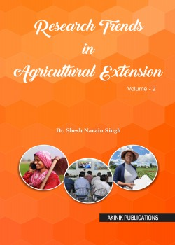 Research Trends in Agricultural Extension
