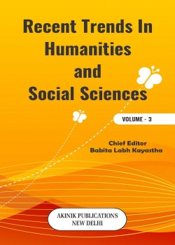 Recent Trends In Humanities and Social Sciences