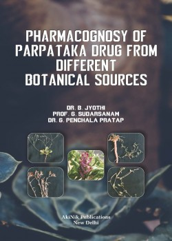 Pharmacognosy of Parpataka Drug from Different Botanical Sources