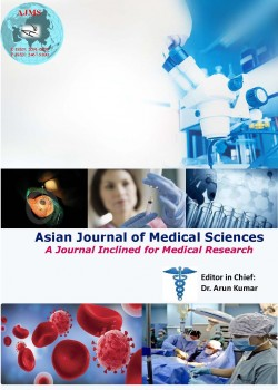 Asian Journal of Medical Sciences