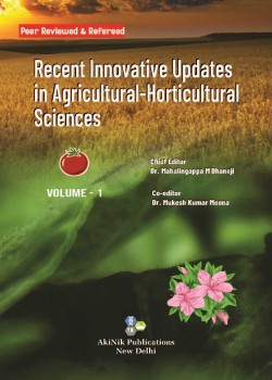 Recent Innovative Updates in Agricultural-Horticultural Sciences