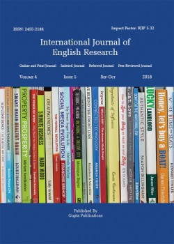 International Journal of English Research