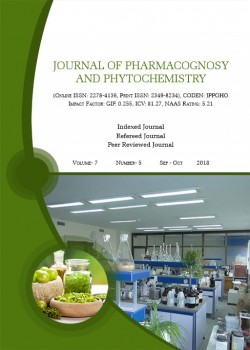 Journal of Pharmacognosy and Phytochemistry