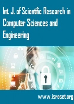 International Journal of Scientific Research in Computer Sciences and Engineering