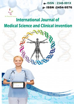International Journal of Medical Science and Clinical Invention