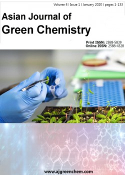 Asian Journal of Green Chemistry (Iranian Journal)