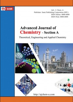 Advanced Journal of Chemistry, Section A
