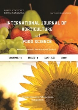 International Journal of Horticulture and Food Science