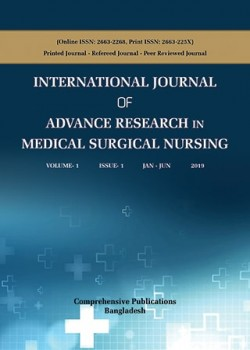 International Journal of Advance Research in Medical Surgical Nursing