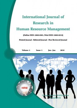 International Journal of Research in Human Resource Management