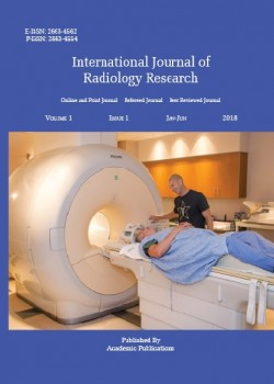 International Journal of Radiology Research