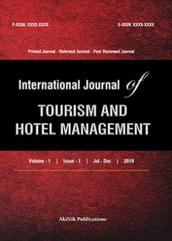 International Journal of Tourism and Hotel Management