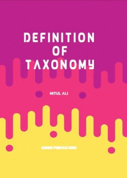 DEFINITION OF TAXONOMY