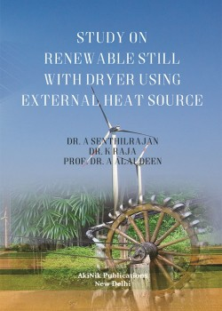 Study on Renewable Still with Dryer Using External Heat Source