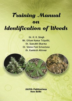 Training Manual on Identification of Weeds