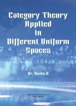 Category Theory Applied in Different Uniform Spaces