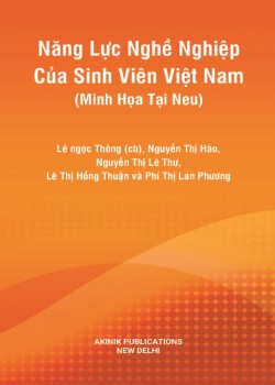 Professional Capacity of Vietnamese Students (Illustrated at Neu)