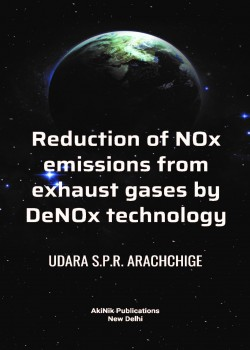 Reduction of NOx emissions from exhaust gases by DeNOx technology