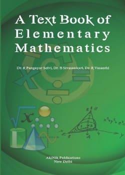 A Text Book of Elementary Mathematics