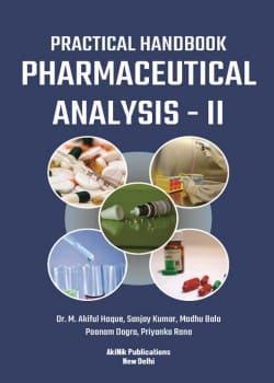 Practical Handbook Pharmaceutical Analysis-II