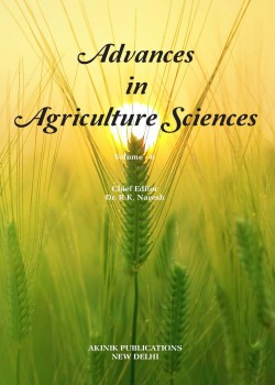Advances in Agriculture Sciences (volume - 6)