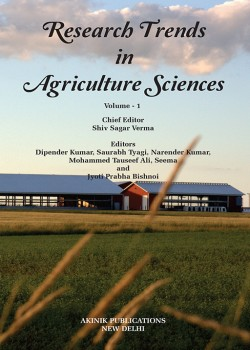 Research Trends In Agriculture Sciences (Volume - 1)