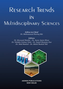 Research Trends in Multidisciplinary Sciences