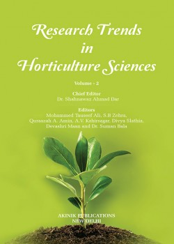 Research Trends in Horticulture Sciences