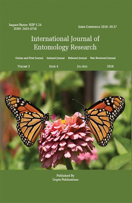 International Journal of Entomology Research