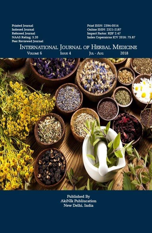 International Journal of Herbal Medicine