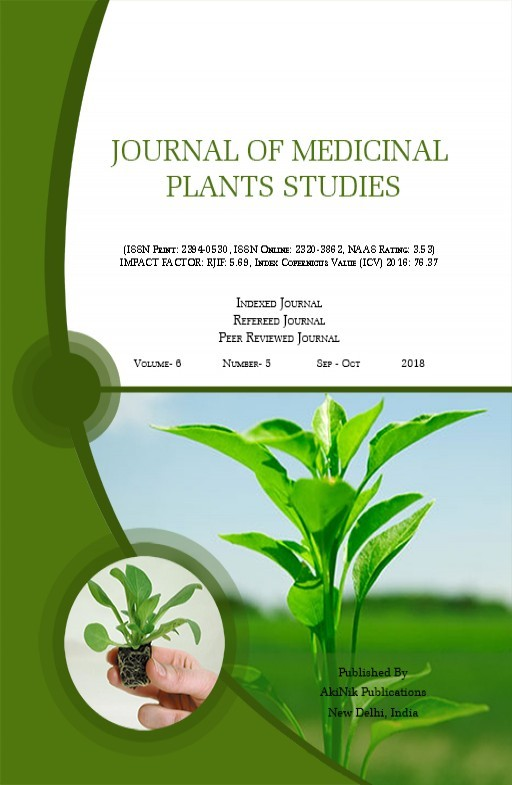 Journal of Medicinal Plants Studies : AkiNik Publications