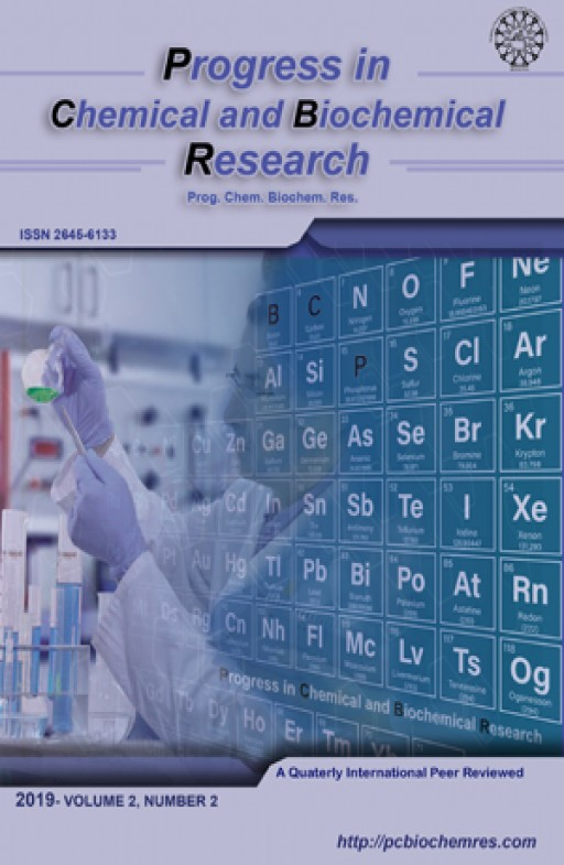 Progress in Chemical and Biochemical Research