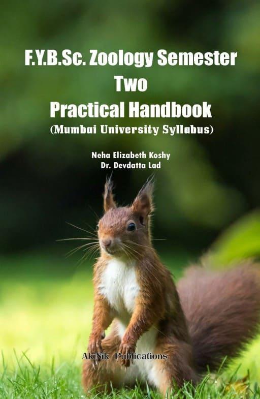 F.Y. B.Sc. Zoology Semester Two Practical Handbook