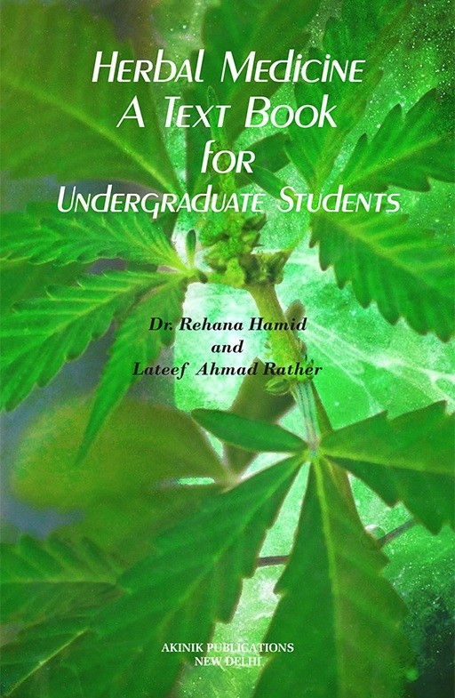 Herbal Medicine A Text Book for Undergraduate Students