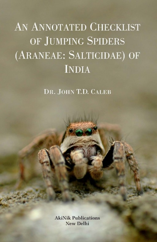 An Annotated Checklist of Jumping Spiders (Araneae: Salticidae) of India
