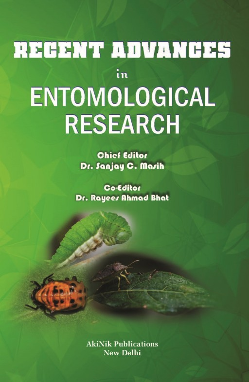 Recent Advances in Entomological Research