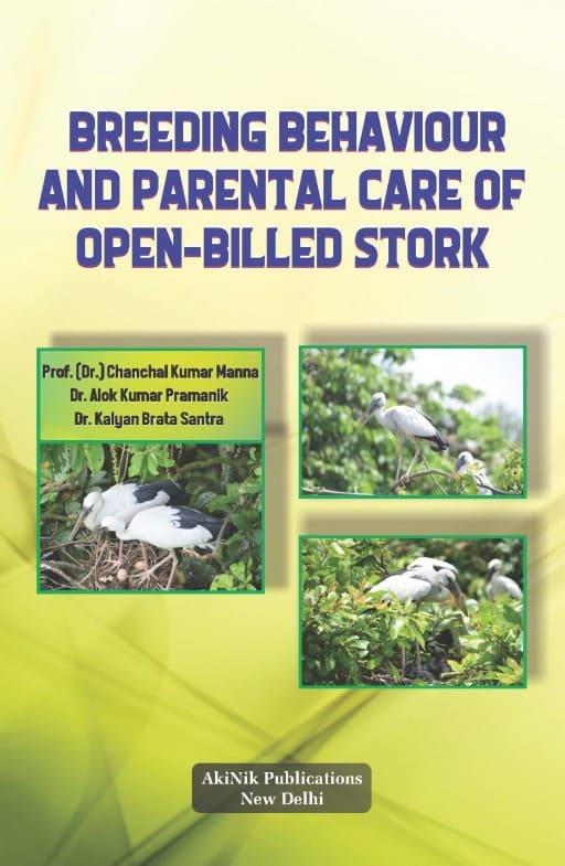 Breeding Behaviour and Parental Care of Open-Billed Stork