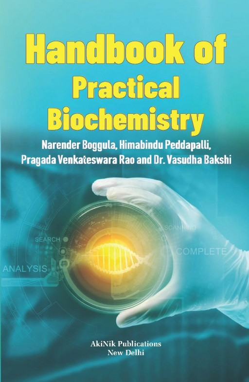 Handbook of Practical Biochemistry