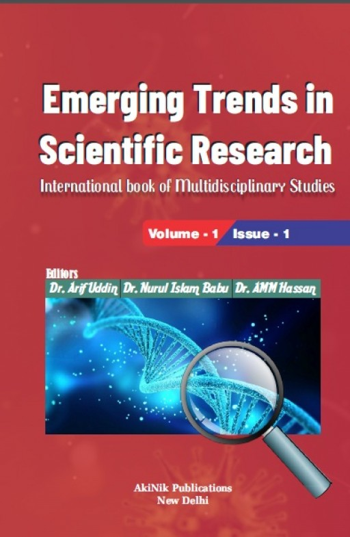 Emerging Trend in Scientific Research (Volume - 1 - Issue - 1)