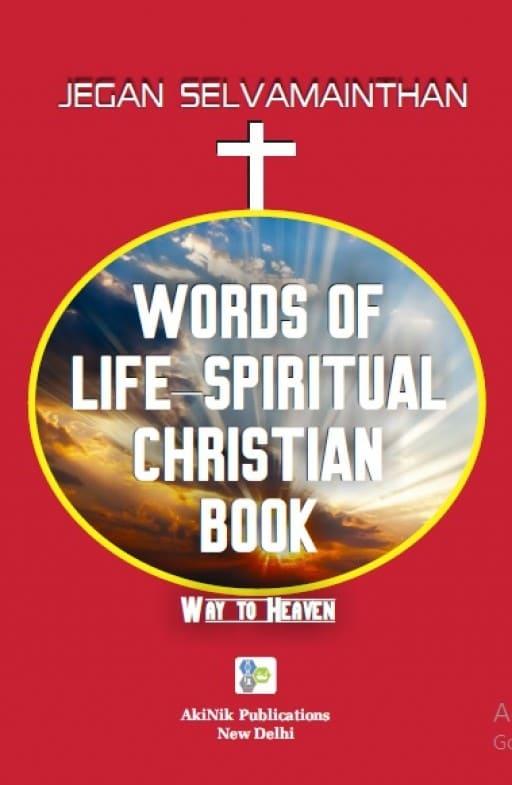 Words of Life-Spiritual Christian Book (Way to Heaven)