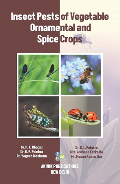 Insect Pests of Vegetable Ornamental and Spice Crops
