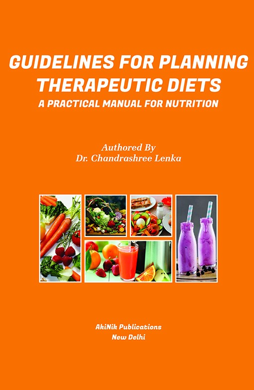 Guidelines for Planning Therapeutic Diets A Practical Manual for Nutrition