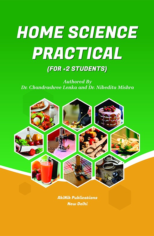 Home Science Practical (for +2 Students)