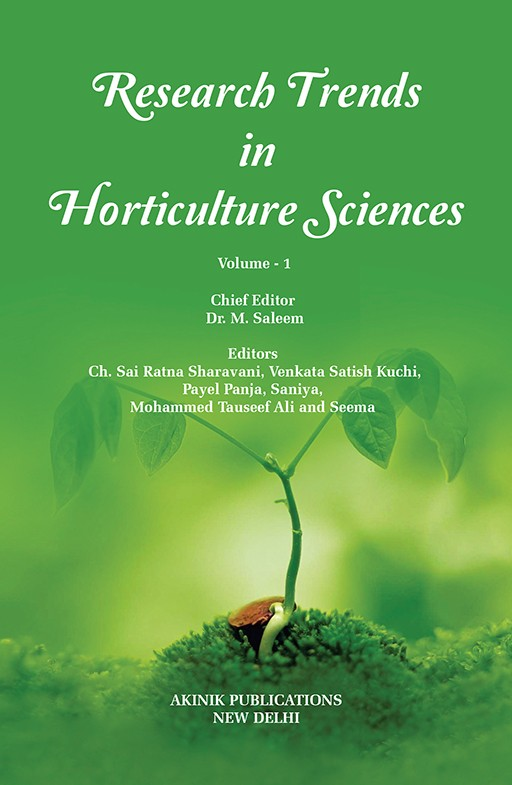 Research Trends In Horticulture Sciences (Volume - 1)