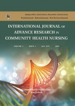 International Journal of Advance Research in Community Health Nursing