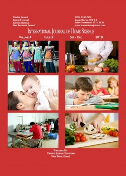 International Journal of Home Science