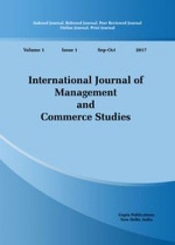 International Journal of Management and Commerce Studies