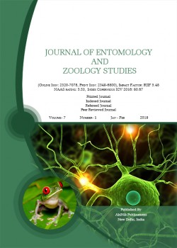 Journal of Entomology and Zoology Studies